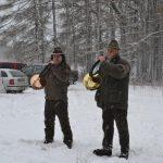 trubači zahájili spoločnú poľovačku