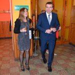 Ing. P. Gurka s manželkou